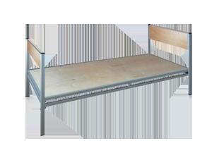 Новая армейская кровать типа «Ф»