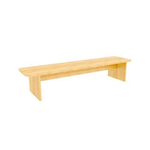 Скамейка для 5х секционного шкафа Бук Бавария (U9501)