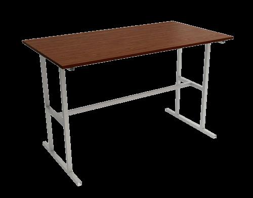 Стол классный на металлокаркасе