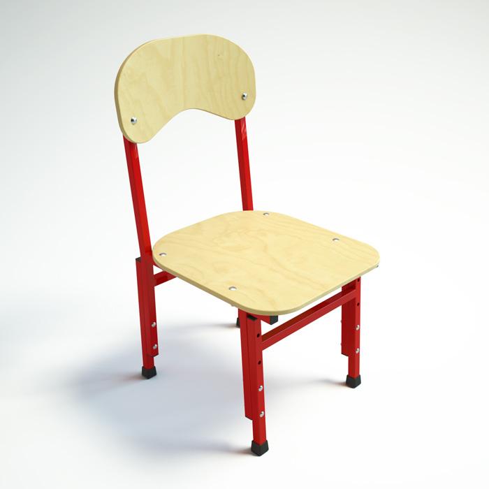 Детский стул Дошколенок 2