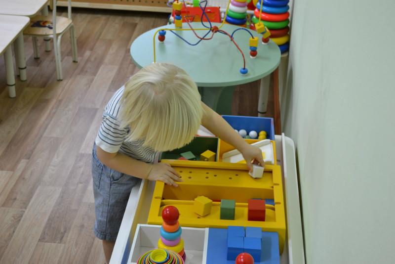 Игровая мебель для детского сада от производителя, стол дидактический