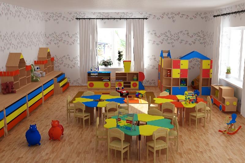Мебель для детского сада купить