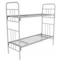 Кровать армейская разборная тип Б панцирная сетка