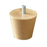 Опора деревянная ДК 50 лак
