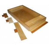 Ящик для рисования на песке