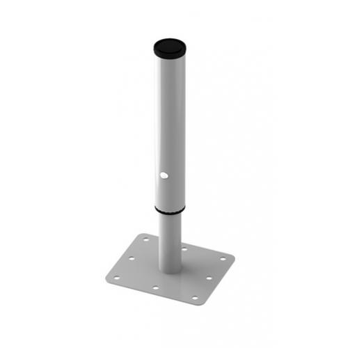 Опора МКРС перевернутая 40/32 с регулируемым подпятником гр.00-1 порошковое покрытие