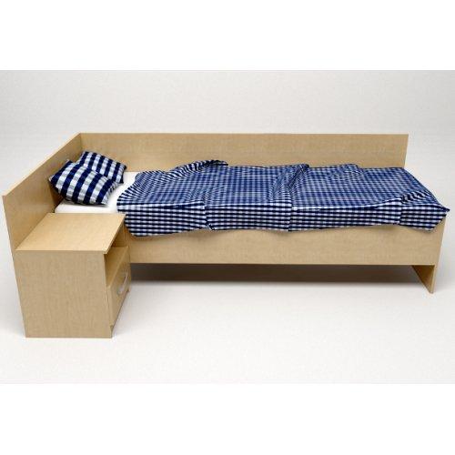 Кровать вид 4