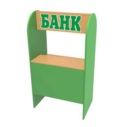 Игровая мебель «Банк» 001