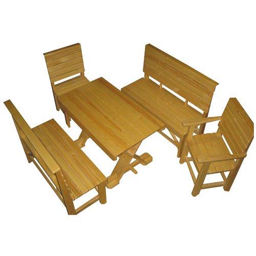 Набор мебели для бани 001