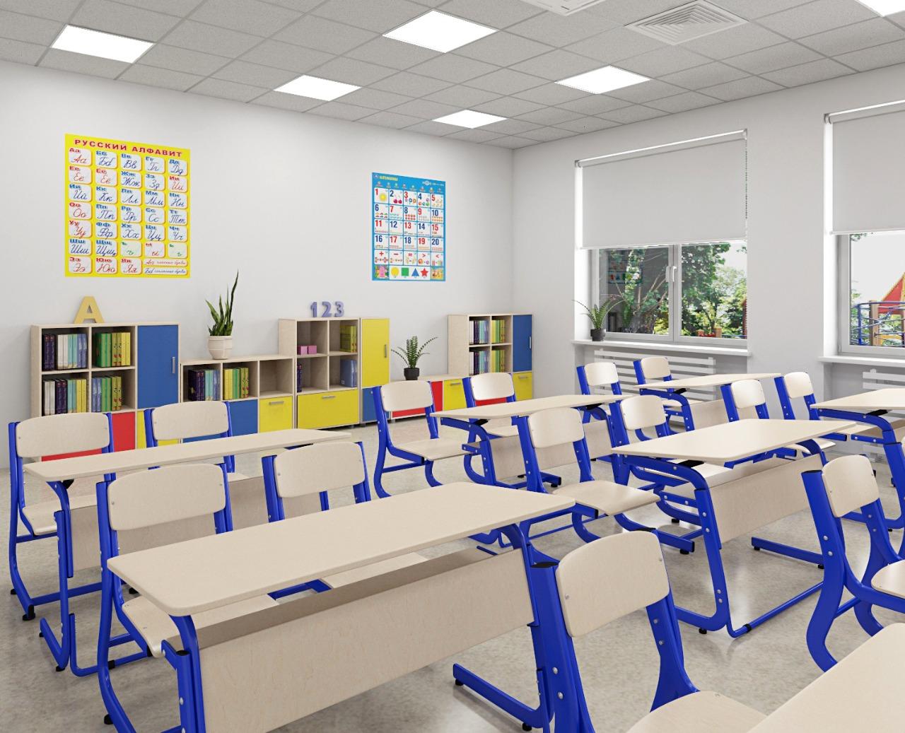 школьная мебель атлант